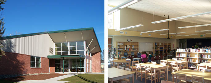 Glide School District Renovations and Additions Photo