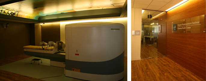 Stereotactic Radiology (Cyberknife /Gammaknife) Photo